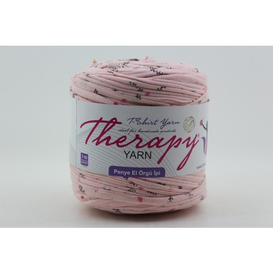 Therapy Yarn Desenli Penye Ip