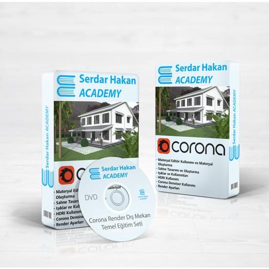 Serdar Hakan Academy 3ds Max 2021 ve Corona Render Dış Mekan Eğitim Seti + Texture Arşivi Ekitap İndir | PDF | ePub | Mobi