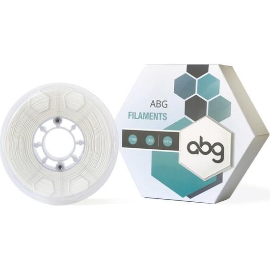 Abg Filament 1.75 mm Natural Semi Flex - Yarı Esnek - Abg