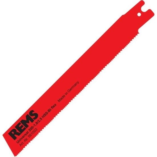Rems Universal 200 mm Testere 561003 5 Li Paket