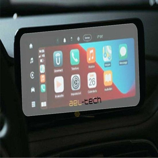 OLED Garaj Fiat Egea 10.25 Inç Navigasyon 9h Temperli Nano Ekran Koruyucu
