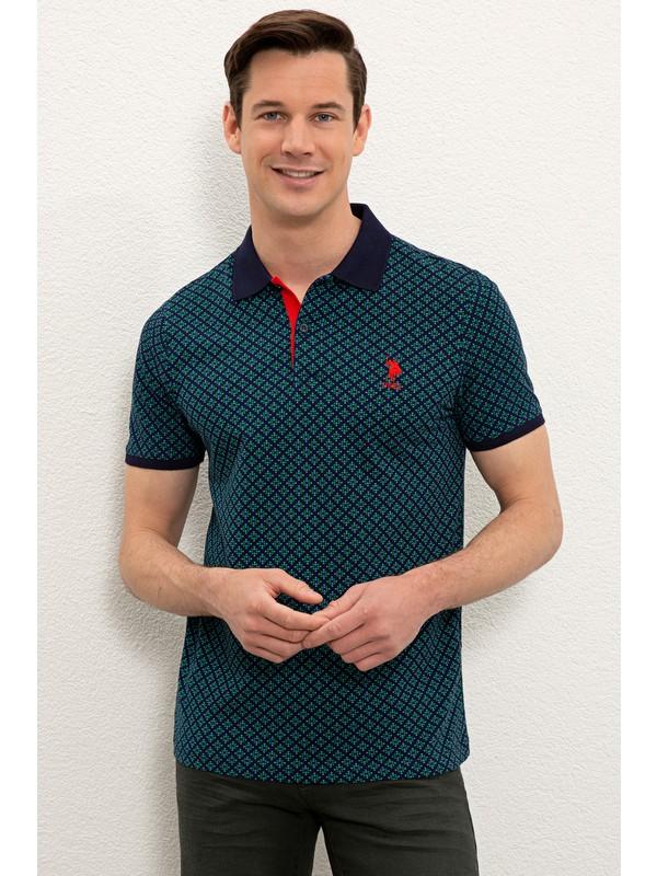 U.S. Polo Assn. Lacivert T-Shirt 50238019-VR033