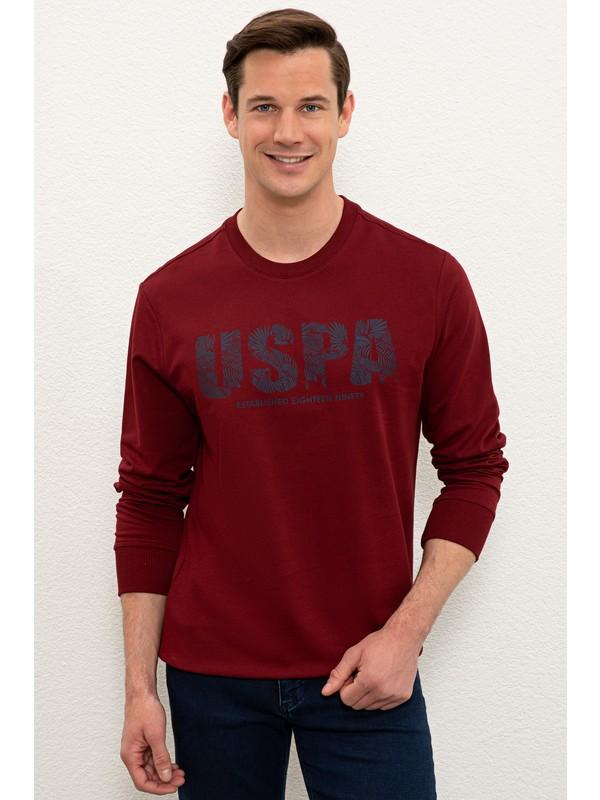 U.S. Polo Assn. Kırmızı Sweatshirt 50234139-VR014