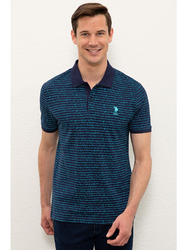 U.S. Polo Assn. Lacivert T-Shirt 50238015-VR033