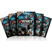 Protouch Nutrition 4WHEY Isolate 35 gr 100 Şase Protein Tozu - Coffee - Birthday Cake