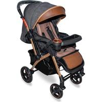Cansın Mini Active A-Plus Gold Çift Yönlü Bebek Arabası Antrasit 98243-1