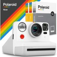 Polaroid Now Beyaz Instant Fotoğraf Makinesi ve 24LU Film Hediye Seti