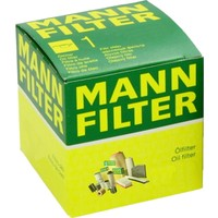Mann Citroen C4 Grand Picasso II 1.6 Thp 155 2013-2019 Yağ Filtresi