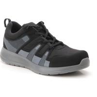 Yds Flash Spor Ayakkabı -Siyah - Gri (Üst Seviye Nefes Alabilir, Yüksek Konforlu Günlük Spor Ayakkabı)