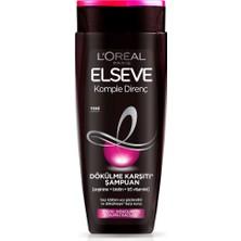 L'oréal Paris Elseve Komple Direnç Dökülme Karşıtı Şampuan 450 ml
