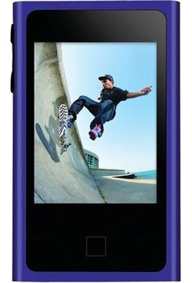 "Eclipse Touch Pro 4gb Mp3 USB 2.0 Digital Music/video Player W/fm & 2.4"" Lcd-Mavi"
