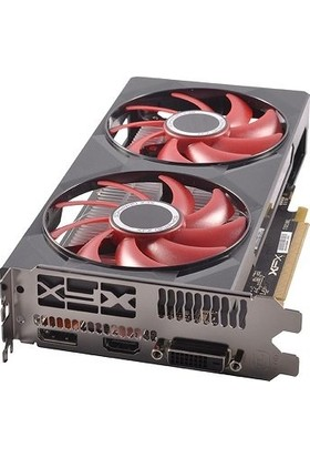 Xfx Amd Radeon Rx 550 Double Dissipation RX-550P2PFG5 2gb Gddr5 128BIT DX12 Gaming Ekran Kartı