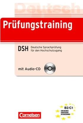 Cornelsen Yayınları - Prüfungstraining Dsh Deutsche Sprachprüfung Für Den Hochschulzugang - Gabi Baier
