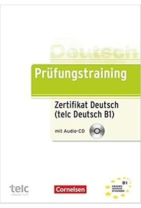Cornelsen Yayınları - Prüfungstraining Zertifikat Deutsch B1 Telc - Gabi Baier