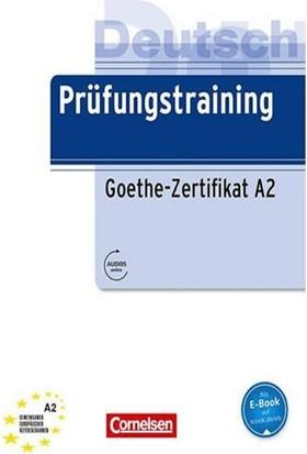 Cornelsen Yayınları - Prüfungstrai̇ni̇ng Goethezerti̇fi̇kat A2 - Gabi Baier
