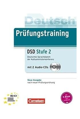 Cornelsen Yayınları Prüfungstraınıng Dsd Stufe 2 (B2/c1)