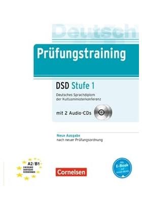 Cornelsen Yayınları - Prüfuprüfungstraining Dsd 1 Mit CD A2-B1 - Gabi Baier