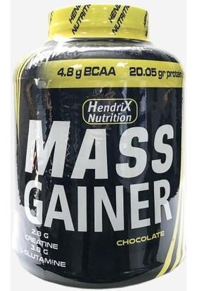 Hendrix Nutrition Mass Gainer Tozu 4000 gr Çikolata