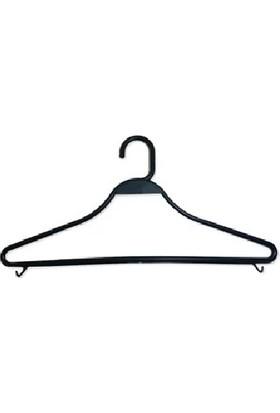 Semsa Plastik Elbise Askısı 12 Adet
