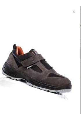 Demir 1217 S1 Çelik Burunlu Deri Iş Ayakkabısı 45