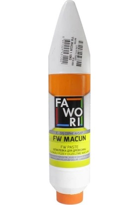 Fawori Iç-Dış Cephe Ahşap Macunu Su Bazlı Yüzey Düzeltme Macunu 1,1 kg