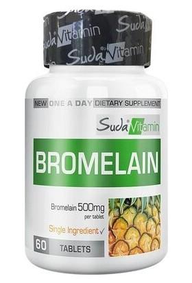 Bigjoy Suda Vitamin Bromelain 500 Mg 60 Tablet
