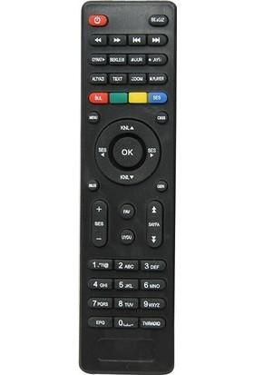 Showmax SH0094 Mersat Vıp Full Hd Uydu Kumandası