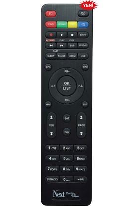 Showmax SH5550 Next Punto Plus Hd Uydu Kumandası