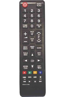 Showmax SX9845B Samsung LED Tv Kumandası