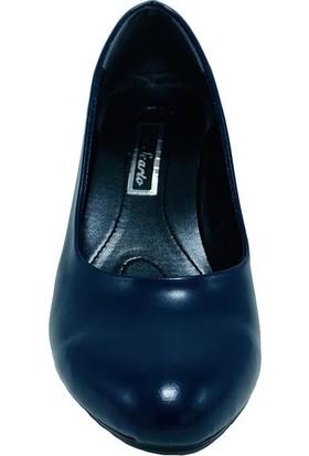 De Scarıo 202 Lacivert Sade Günlük Ayakkabı