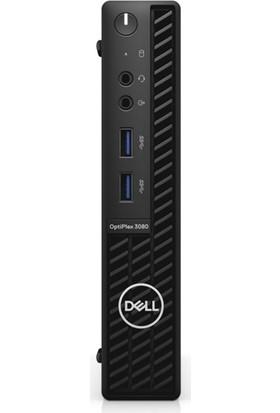 Dell Optiplex 3080MFF Intel Core i3 10100T 8GB 256 GB SSD Windows 10 Pro Mini PC N006O3080MFF_W12