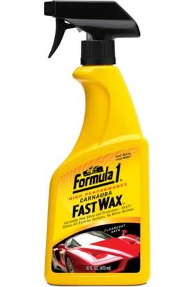 Formula 1 Hızlı Cila 473 ml