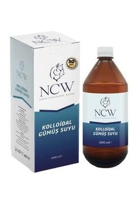 NCW Gümüş Suyu Koloidal Gümüş Mineralli Su 30 Ppm 1 Lt