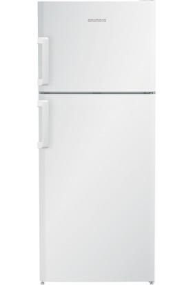 Grundig GRNE 4302 357 lt (Toplam Kullanılabilir Hacim) Duo No Frost Buzdolabı