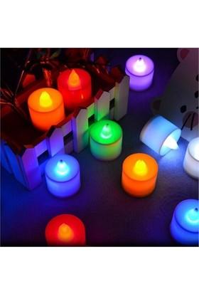 Durbuldum Mini LED Mum - Mor
