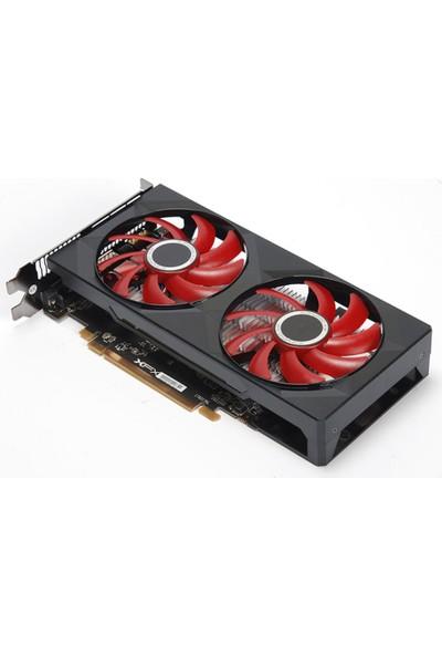 Xfx Radeon RX550 Double Dissipation 4 GB Ddr5 128 Bit HDMI Dp Ekran Kartı RX-550P4PFG5