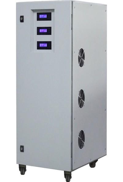 Enpa Statik Voltaj Regülatörü Trifaze 60 Kva 285V/475V