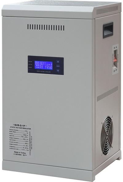 Enpa Statik Voltaj Regülatörü Monofaze 12,5 Kva 165V/275V