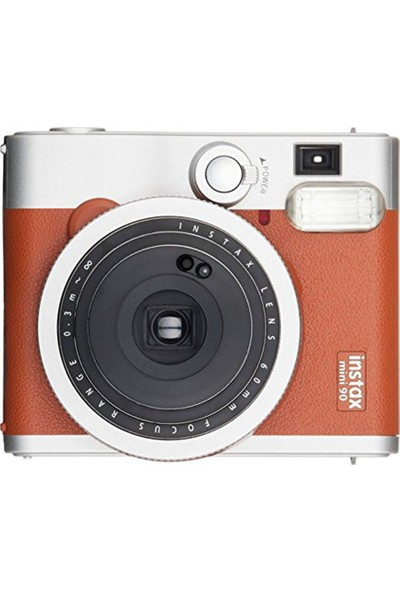 Instax Neo 90 Classic Kahverengi Fotoğraf Makinesi ve 10'lu Mini Film