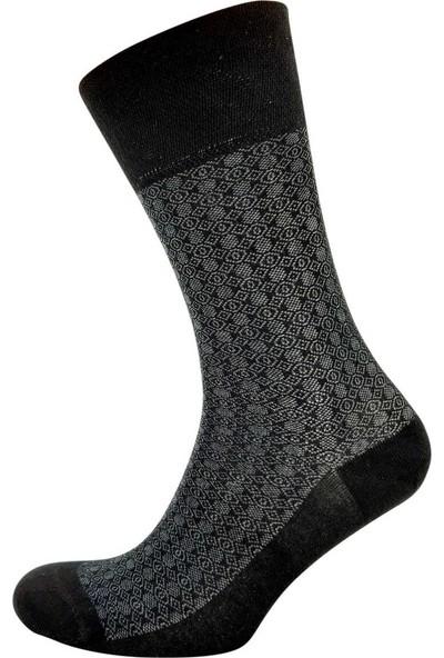 Pola Erkek Besly Bambu Soket Çorap (12 Adet)