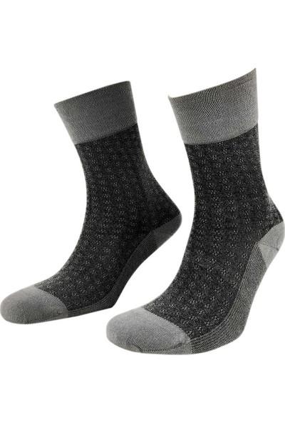 Pola Erkek Soket Çorap Bambu Bradi