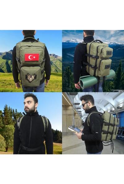 Strong Bag Strong Askeri Dağcı Outdoor Kamp Treking Taktik Günlük Sırt Çantası