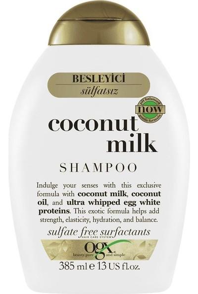 Organix Coconut Milk Şampuan 385 ml