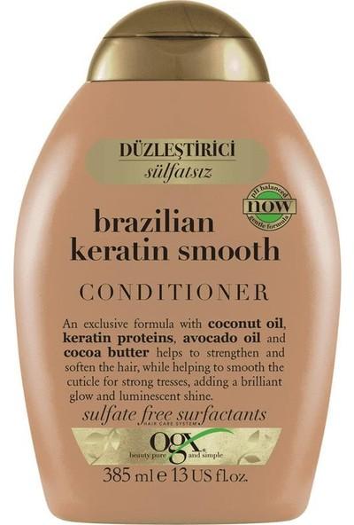 Organix Brazilian Keratin Smooth Saç Kremi 385 ml