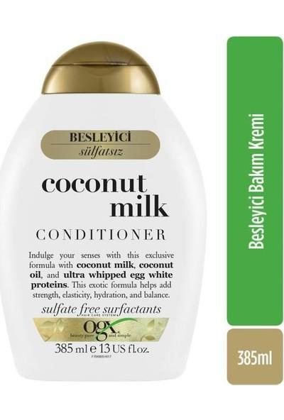 Organix Coconut Milk Saç Kremi 385 ml