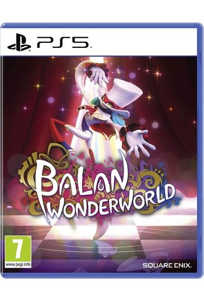 Square Enix Balan Wonderworld Ps5