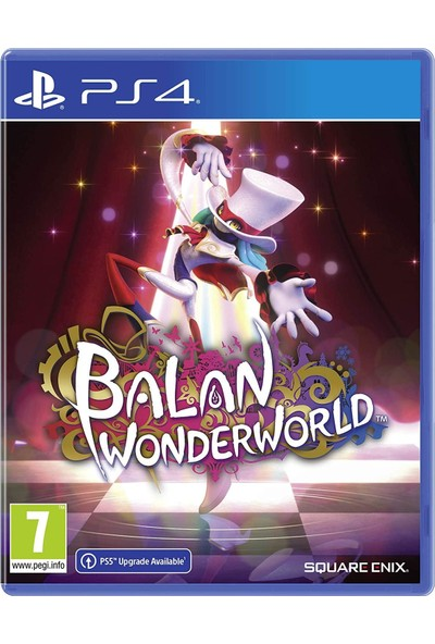Square Enix Balan Wonderworld Ps4