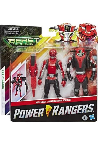 Power Rangers Power Ranger Beastbot Fıgure Packs Ast.