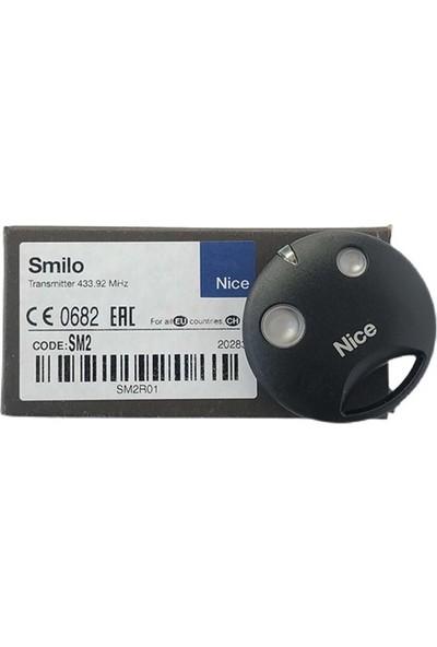 Nice Smilo Sm2 Otomatik Kapı Uzaktan Kumandası