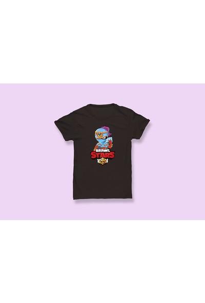 Brawl Stars Tara Baskılı Çocuk T-Shirt